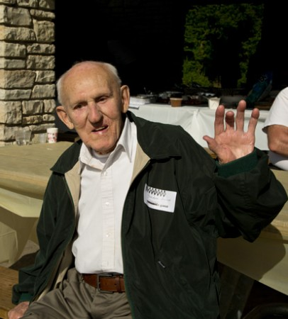 At age 102, our oldest attendee