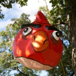 Angry Bird of Steel Pinata