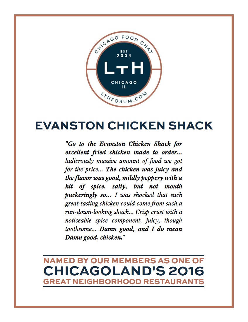 Evanston Chicken Shack
